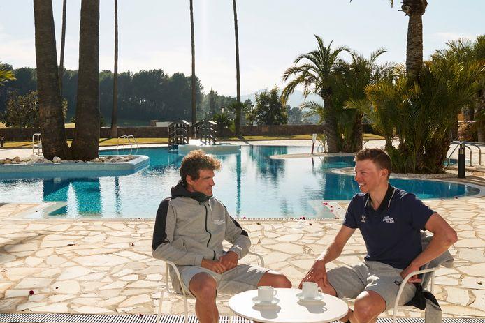 Van Avermaet-Naesen, un duo de choc pour AG2R sur les classiques flandriennes.