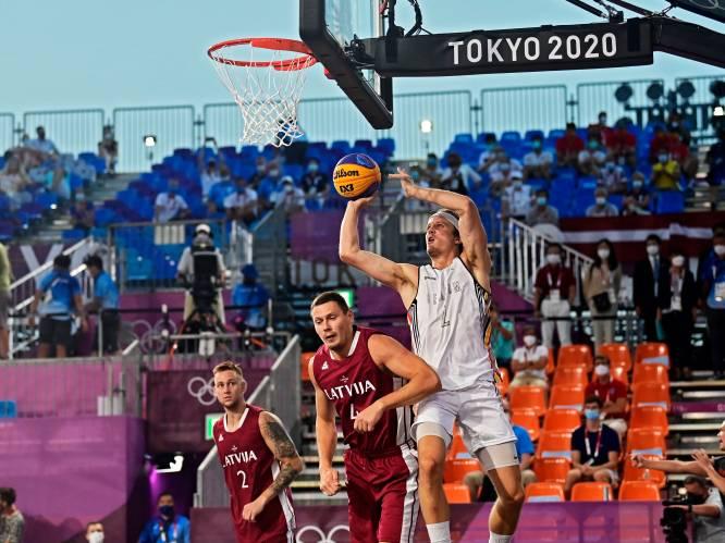"""Basketbalbond wil meesurfen op populariteit Belgian Lions 3x3: """"De aantrekkingskracht verwondert ons niet"""""""