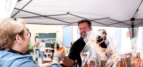 Liefhebbers genieten op eerste Gorcums Bierfestival