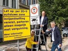 Deel Leeuwarden autoluw: 'Voor een aantrekkelijkere binnenstad'