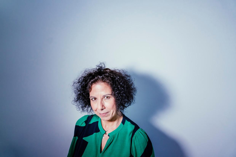 Telidja Klaï is ontwikkelingspsychologe en contentmanager bij Ketnet: