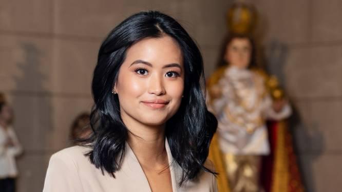 """Ex-Miss België Angeline Flor Pua maakt kans om Miss Universe te worden: """"Haar verhaal is zó bijzonder"""""""