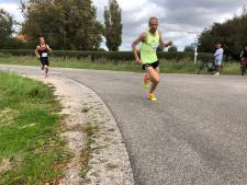 Eindzege Harmes in Run Your Own Race-crosscompetitie