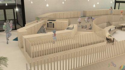 """Zo zal kinderopvang in oude Sint-Jozefkerk eruitzien: """"Binnen zal je niet meer zien dat dit ooit een kerk was"""""""