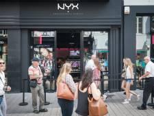 L'Oréal va fermer ses boutiques NYX en Belgique