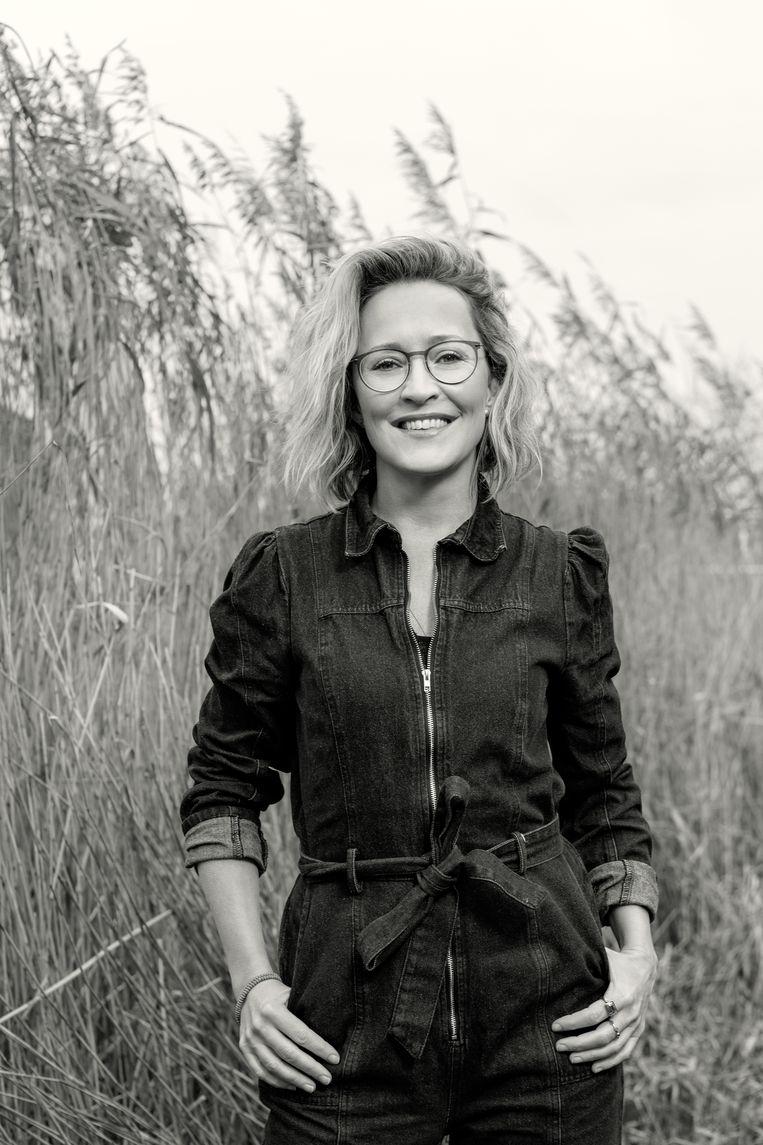 Veenhoven: 'Er wordt écht kritischer naar vrouwen gekeken dan naar mannen'.  Beeld Jeroen Hoffman