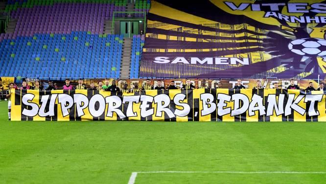 Coronasteun beperkt miljoenenverlies van Vitesse