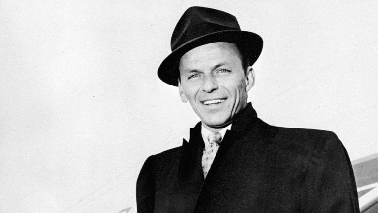 Sinatra overleed in 1998. Hij was 82 jaar. Beeld epa