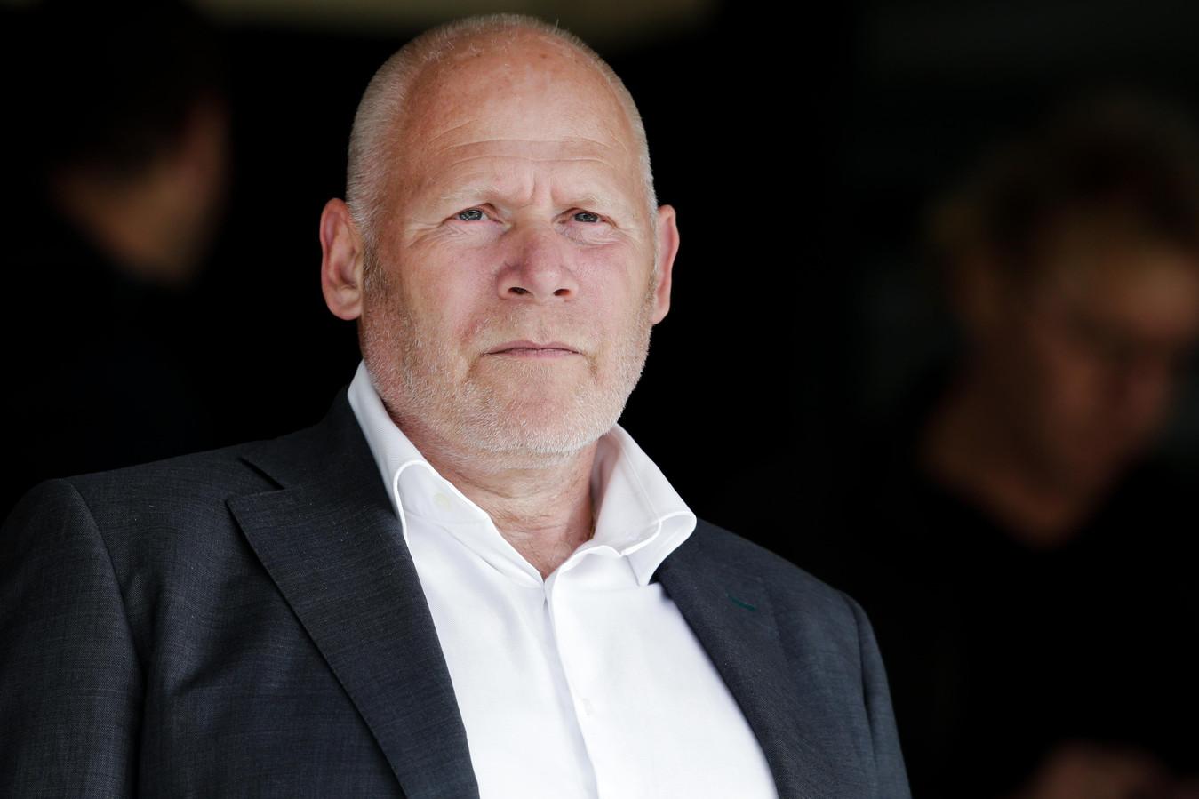 Hans de Zeeuw, algemeen directeur van FC Dordrecht: ,,Ook Kakhi Jordania wilde een belang in de club verwerven, maar daar zijn we niet op ingegaan.''