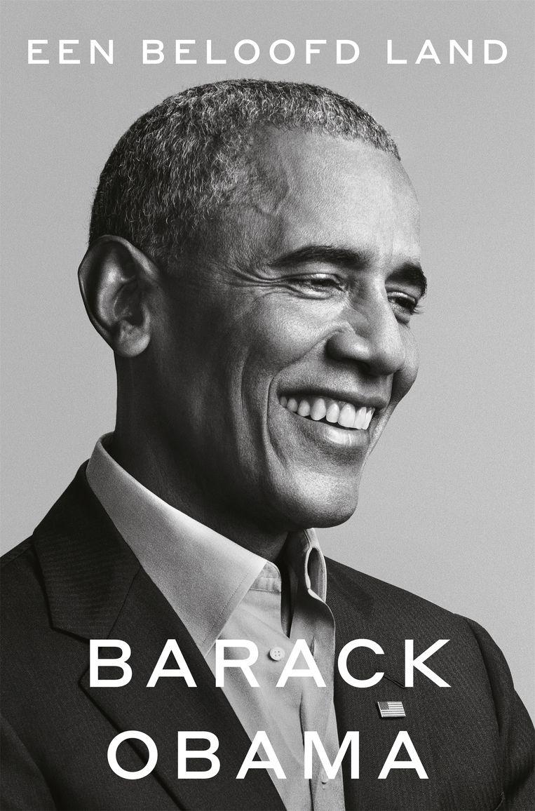 'Een beloofd land' - Barack Obama - Hollands Diep Beeld Humo