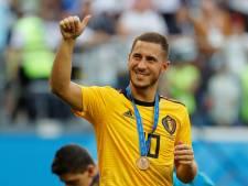Hazard: Na zes jaar Chelsea misschien tijd voor iets anders