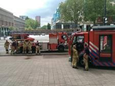 Brandweer laat sirene klinken bij protest