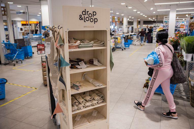 De producten van Drop & Loop. Beeld Arie Kievit