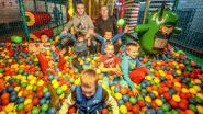 Estafette van 100 kilometer steunt afwerking binnenspeeltuin Ferreland voor 150 kinderen met een mentale beperking