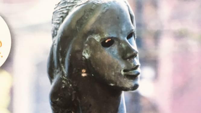 """Standbeeld met blote borstjes uit Kortrijk mag niet op Facebook: """"Onbegrijpelijk"""""""