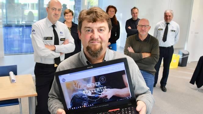 """Politie wil ongrijpbare internetcriminelen stapje voor blijven met preventieve website: """"Beter voorkomen dan genezen"""""""