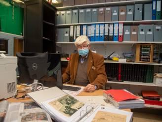 """Fernand Schamp digitaliseert Wetters krantenarchief tijdens lockdown: """"Oudste artikel uit 1922 beschrijft 'De fabriek Beernaerts in laaie vlam'"""""""