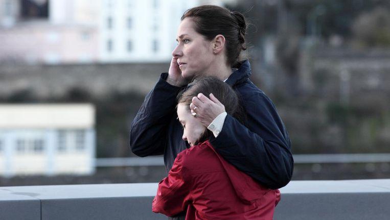 Sidse Babett Knudsen speelt Irène Frachon in La Fille de Brest. Beeld -