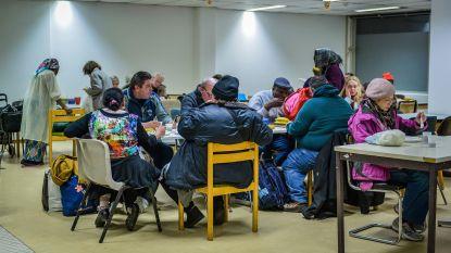 Rode Kruis opent nieuw opvangcentrum voor daklozen in Brussel