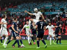 LIVE   Engeland dicteert tegen Schotland in levendig duel op feestelijk Wembley