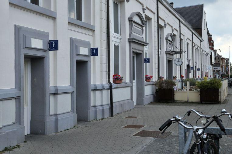 Archiefbeeld. De toiletten op station Turnhout. Beeld ton wiggenraad
