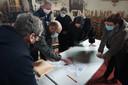 Vertegenwoordigers van verschillende sectoren en Urbain Architectencollectief zijn begonnen met het traject om een totaalvisie voor Ettelgem te vormen.
