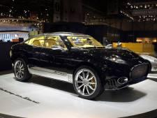 Nederlands bedrijf bouwt alsnog luxueuze Spyker-SUV