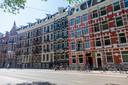 Wonen in Amsterdam centrum is allesbehalve goedkoop. In protest komen tegen de huurprijs durven mensen niet snel.