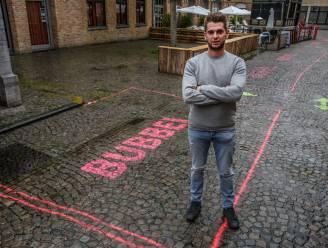 """Bubbelzones om grote concentratie jongeren te voorkomen op de Vismarkt: """"Uitgaan ja, maar wel op een veilige manier"""""""