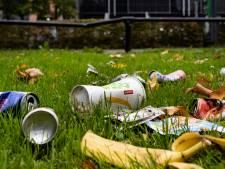 'Afvalcompetitie' in de Liemers: live platform houdt bij wie het meeste zwerfvuil raapt