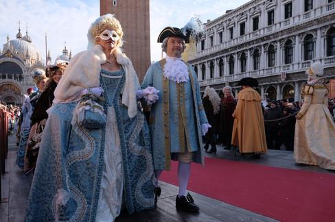 Foto van Venetië 10 dagen in de ban van carnaval