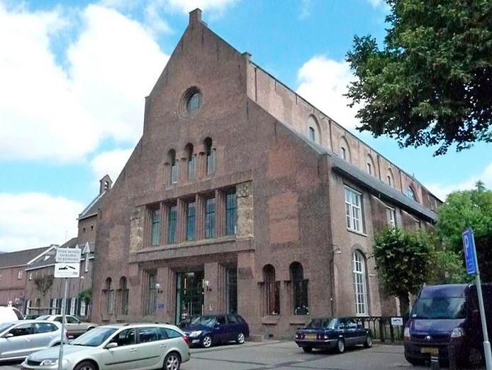 Het Groot Tuighuisin de oude Jacobskerk aan de Bethaniestraat.