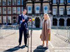 Formatie: Hoekstra beweegt niet, PvdA en GroenLinks houden elkaar vast