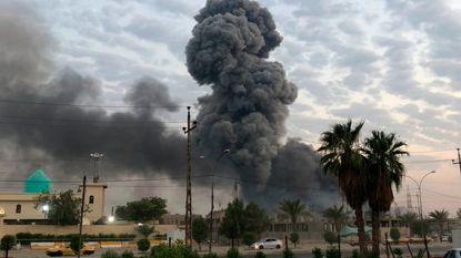 """""""Israël bombardeerde wapendepot in Irak"""": gevaar op escalatie"""