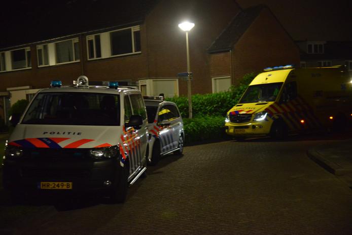 Overval op een woning in Etten-Leur.