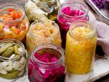 Leren fermenteren? Begin met groente of fruit