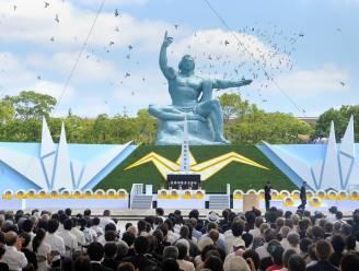 Atoombom viel 68 jaar geleden op Nagasaki