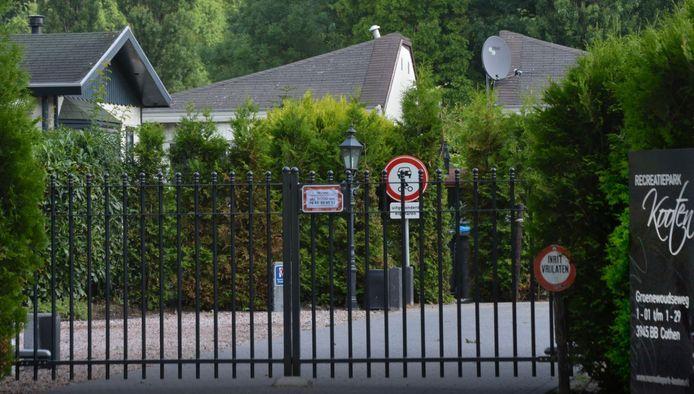 Recreatiepark Kooten in Cothen, hier op archiefbeeld.
