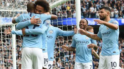 Manchester City legt ook zonder Kompany en De Bruyne Fulham over de knie
