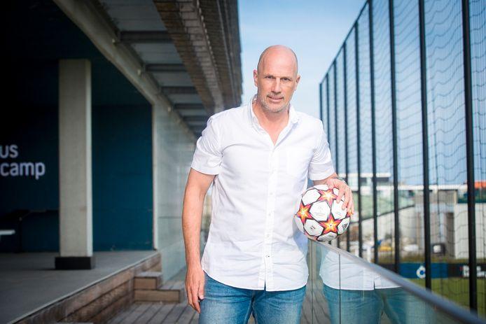 Philippe Clement had een gesprek met onze chef voetbal, Stephan Keygnaert.