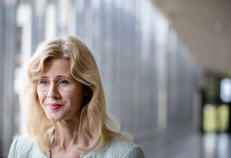 Staatssecretaris Mona Keijzer van Economische Zaken en Klimaat (CDA). Beeld ANP