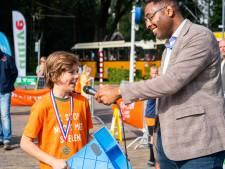 Houtense Ramus (10) is de beste stoeprander van Nederland: 'In de klas begon iedereen te klappen'