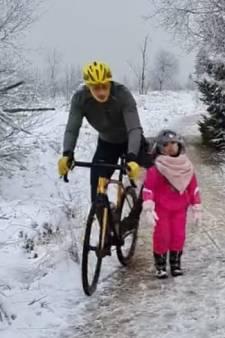 Pas de condamnation pour le cycliste qui avait fait tomber une fillette dans les Fagnes