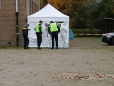Dode man gevonden op terrein Taskforce tegen georganiseerde criminaliteit in Eindhoven, politie vermoedt misdrijf