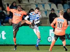 Meespelen Nieuwpoort twijfelachtig bij De Graafschap