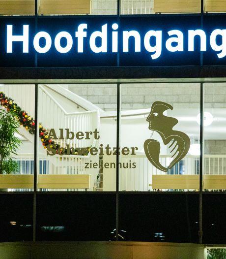Opnieuw coronadrukte bij Albert Schweitzer ziekenhuis: 'We doen wat we kunnen'