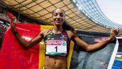 Thiam maakt kans op titel van Europees Atlete van het Jaar