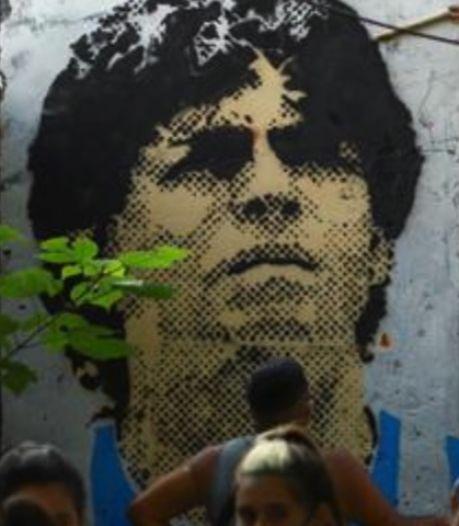 """La maison d'enfance de Maradona déclarée """"Site historique national"""""""