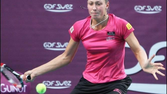 Wickmayer sortie par Kvitova à Paris