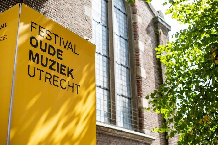 Festival Oude Muziek.